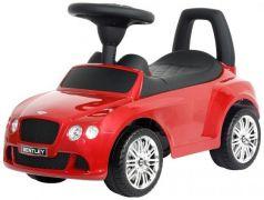 Каталка-машинка R-Toys Bentley пластик от 1 года музыкальная красный 326