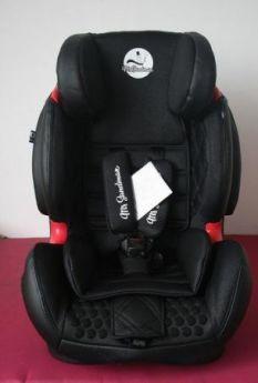 Автокресло Mr Sandman BH12310-GTS-SPS (черный)