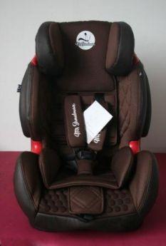Автокресло Mr Sandman BH12310-GTS-SPS (коричневый)