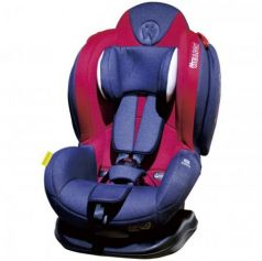 Автокресло Welldon New Smart Sport Side Armor & Cuddle Me (jean)
