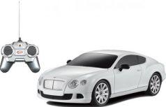 Машинка на радиоуправлении Rastar Bentley Continental GT speed 1:24 ассортимент от 5 лет пластик в ассортименте 48600