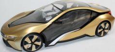 Машинка на радиоуправлении Rastar BMW I8, свет 1:14 ассортимент от 3 лет пластик в ассортименте 49600-11