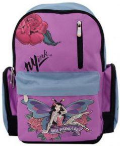 Рюкзак с уплотненной спинкой Action! DISCOVERY INK розовый DI-AB11033/3 DI-AB11033/3