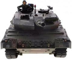 Танк на радиоуправлении VSP German Leopard2 A6 камуфляж от 14 лет пластик 628436