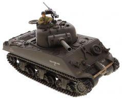 """Танк на радиоуправлении VSP """"M4A3 Шерман"""" коричневый от 14 лет пластик 628434"""
