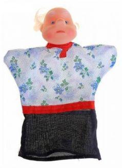 Кукла на руку Русский стиль Дед 25 см  11009