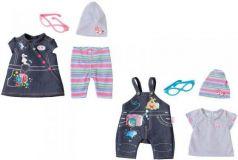 Одежда для кукол Zapf Creation BABY born Одежда Джинсовая
