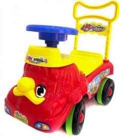 Каталка-машинка Shantou Gepai ZYA-A1570-1 пластик от 3 лет красный