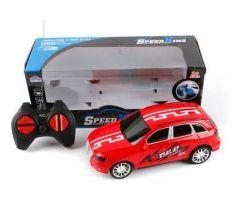 Машинка на радиоуправлении Shantou Gepai 6927713839939 красный от 3 лет пластик Р40146