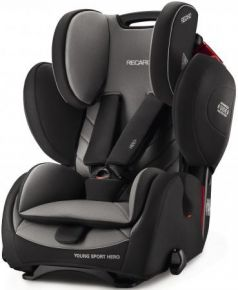 Автокресло Recaro Young Sport Hero (carbon black)