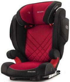 Автокресло Recaro Monza Nova IS Seatfix (racing red)