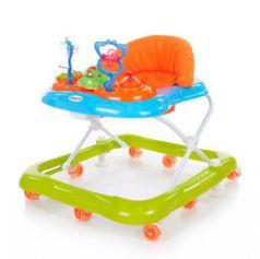 Ходунки Baby Care Mario (blue/green)