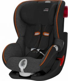 Автокресло Britax Romer King II LS Black Series (black marble highline)