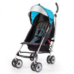 Коляска прогулочная Summer Infant 3D Lite Stroller (caribbean blue 1L)