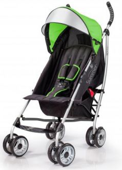 Коляска прогулочная Summer Infant 3D Lite Stroller (tropical green 1L)