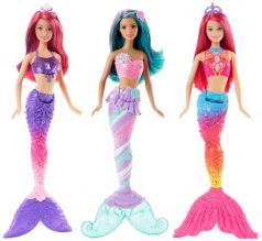 Кукла Barbie (Mattel) Barbie Радужная русалочка 29 см
