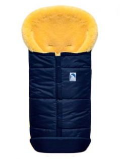 Конверт из овчины Heitmann Felle 975 Premium Lambskin Cosy Toes (синий)