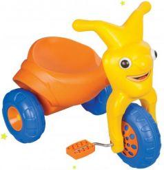 """Велосипед трехколёсный Pilsan Детский велосипед Clown 6""""/8"""" желто-оранжевый"""