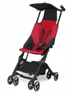 Прогулочная коляска GB Pockit (dragonfire red)
