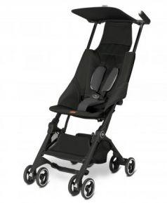 Прогулочная коляска GB Pockit (monument black)