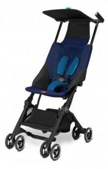 Прогулочная коляска GB Pockit (sea port blue)
