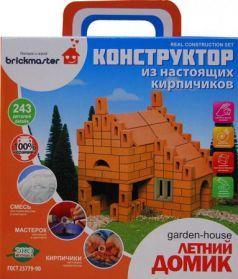 "Конструктор Brickmaster ""Летний домик"" 243 элемента  206"