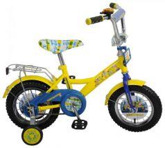 """Велосипед двухколёсный Навигатор ВН12092 12"""" желтый"""