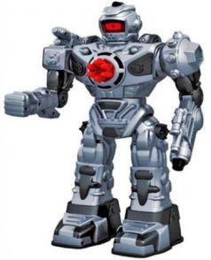 Боевой робот Shantou Gepai 37 см на радиоуправлении со звуком светящийся двигающийся танцующий TT711B