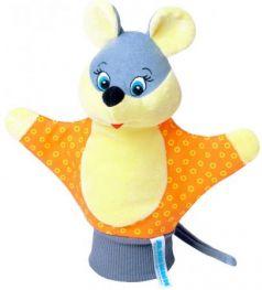 Кукла на руку Мякиши Мышка 125