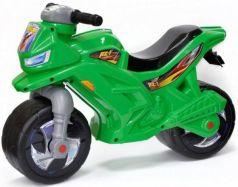 Беговел двухколёсный RT Racer RZ 1 зеленый