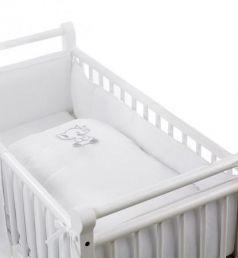 Комплект постельного белья для Geuther Elephant (белый)
