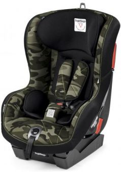 Автокресло Peg-Perego Viaggio 1 Duo-Fix K (camo green)
