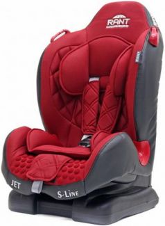 Автокресло Rant Jet (red)