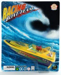 Racing Boat Team - Speed
