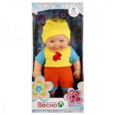 Кукла ВЕСНА Малыш 9 мальчик 30 см  В2939