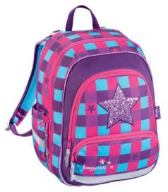 Ранец Step by Step BaggyMax Speedy Pink Star 16 л розовый 138533