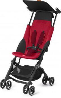 Прогулочная коляска GB Pockit Plus (dragonfire red)