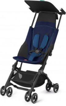 Прогулочная коляска GB Pockit Plus (sea port blue)