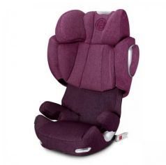 Автокресло Cybex Solution Q3-Fix Plus (mystic pink)