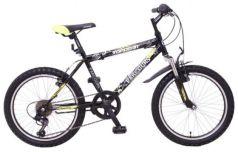 """Велосипед двухколёсный Top Gear Parcours 210 20"""" желто-черный"""