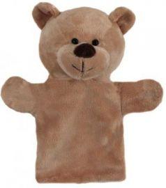 """Кукла на руку Жирафики """"Мишка"""" 25 см  939436"""