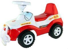 Каталка-машинка Orion Джипик 105_кр/б от 2 лет на колесах красно-белый