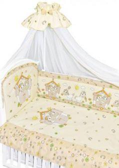 Комплект постельного белья Золотой Гусь Лошадки (бежевый)