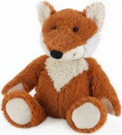 Мягкая игрушка-грелка лисица Warmies Cozy Plush Лиса коричневый текстиль CP-FOX-2