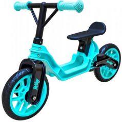 "Беговел двухколёсный RT Hobby bike Magestic 10"" голубой"