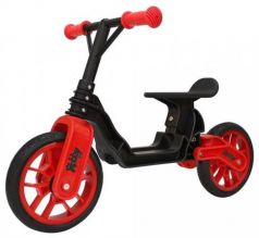 "Беговел двухколёсный RT Hobby bike Magestic 10"" черный"
