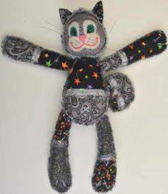 Набор для создания игрушки Перловка Чучело-мяучило ПМ-803
