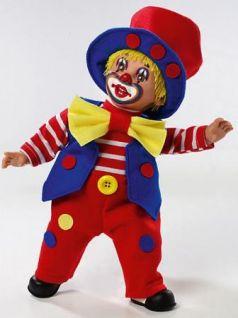 Кукла Arias Клоун 38.5 см мягкая
