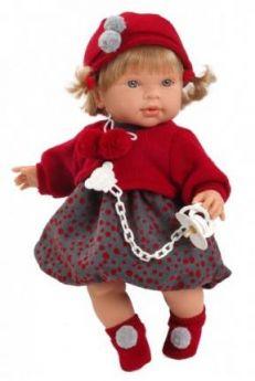 Кукла Llorens Анна 42 см