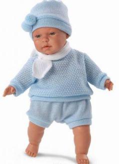 Кукла Llorens Павел 33 см